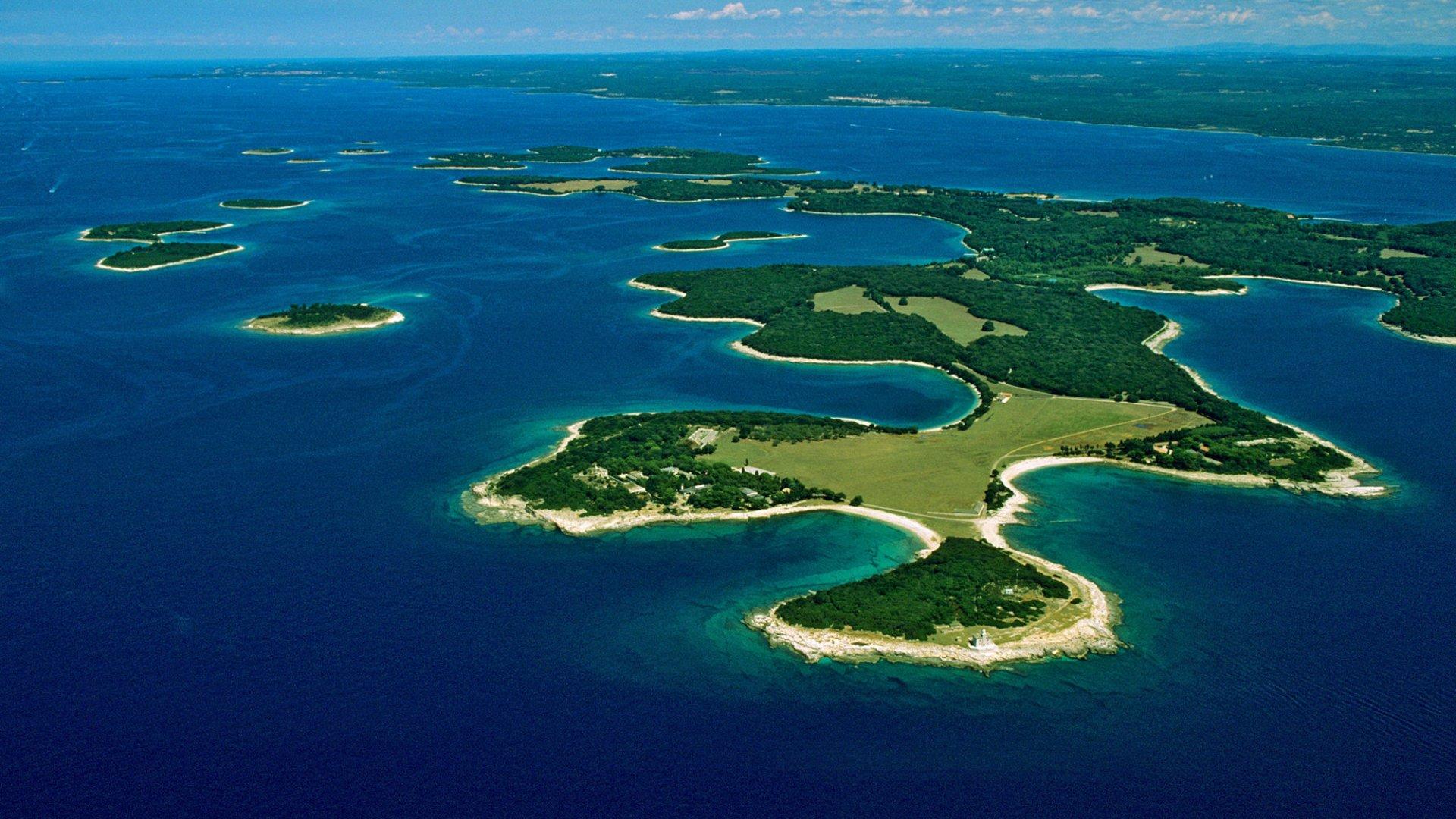 BRIJUNI ISLANDS NATIONAL PARK (by speed boat)